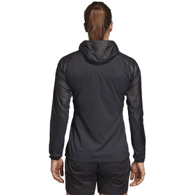 adidas TERREX Agravic Alpha Jacket Women Carbon